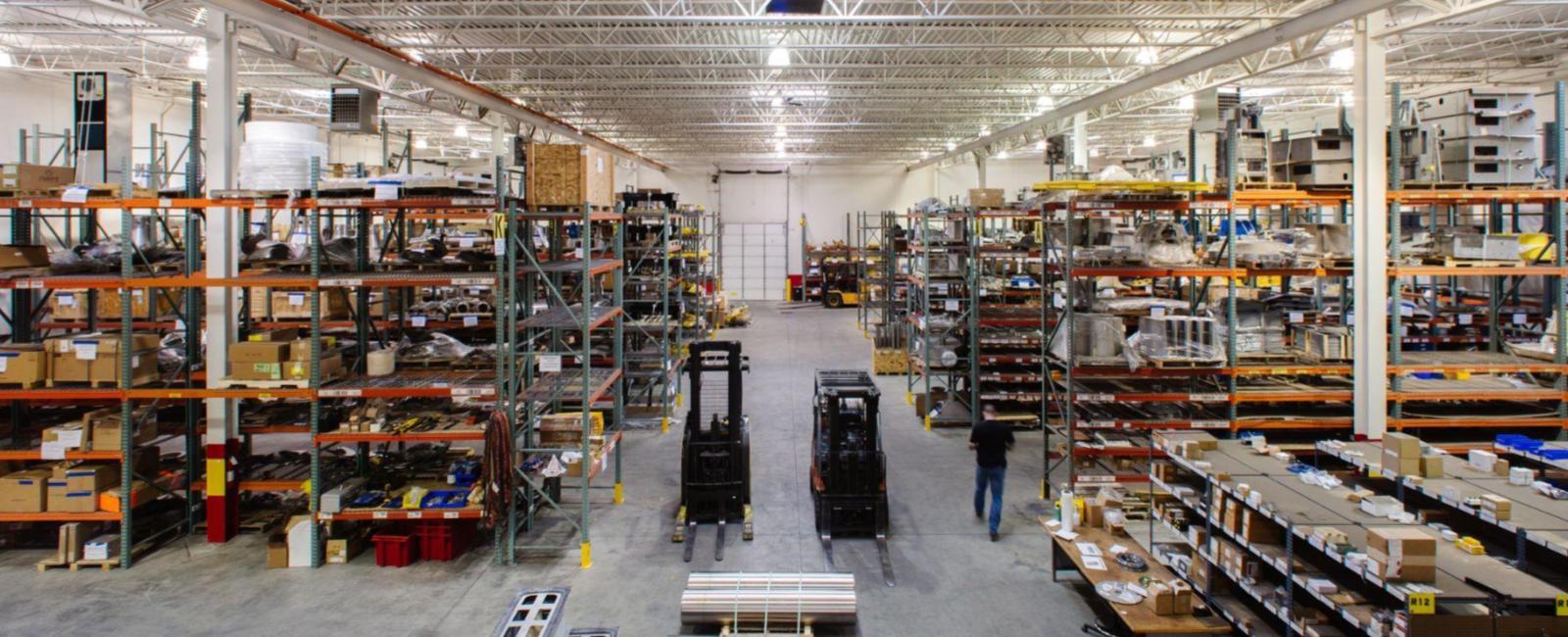 Centrifuge Spare Parts Warehouse