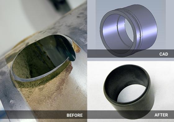 Centrifuge Bowl Nozzle 3D Modeling in SOLIDWORKS