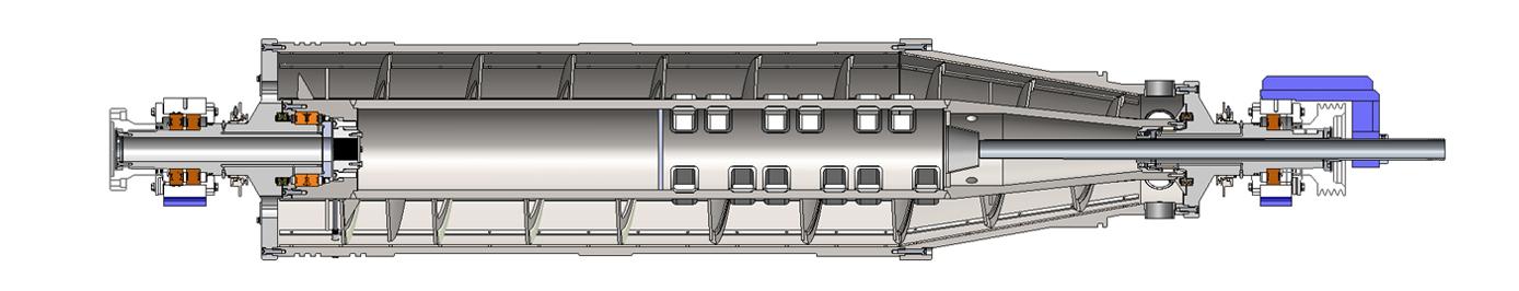 Full Spare Rotor - Hydraulic Motor Illustration