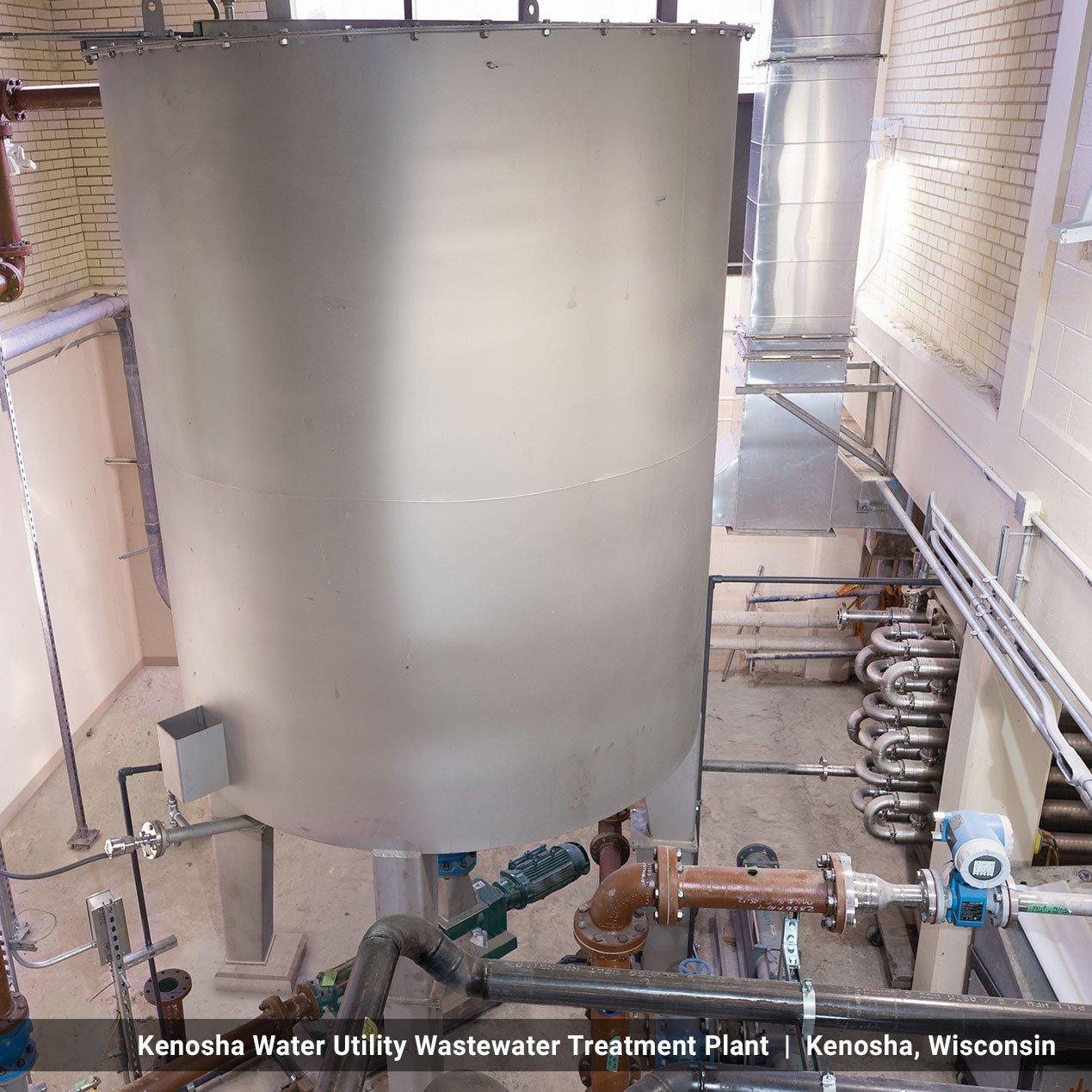 Install-Kenosha-Water-Utility-Wastewater-Treatment-Plant