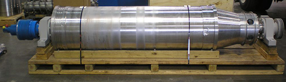 Rotating Assembly ready for shipping